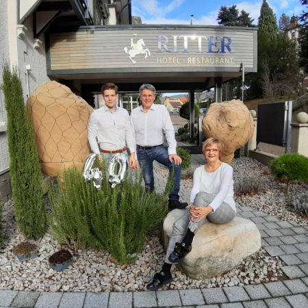 Hotel Ritter celebrates 40 years