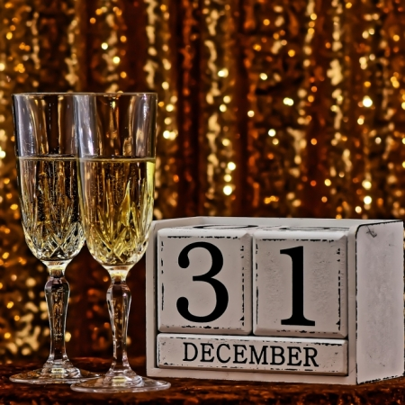 New Year's Eve ... do you already have plans?