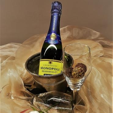 Champagner-Joker